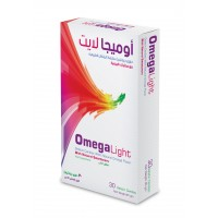 (OmegaLight- 30 gelatin candies (45gm